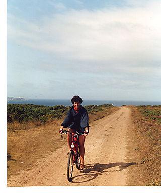 En vélo presqu'île de Crozon