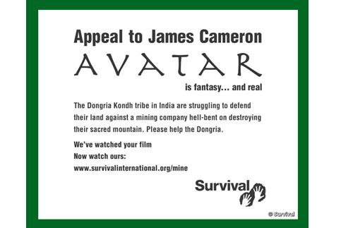 Appel à James Cameron